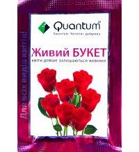Удобрение для цветов Квантум Живой букет 15мл