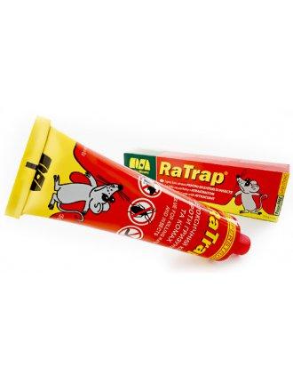 Клей от грызунов и насекомых RaTrap 135г с приманкой