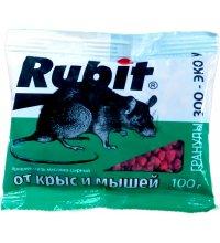 Средство от мышей и крыс Рубит 100г масло-сыр