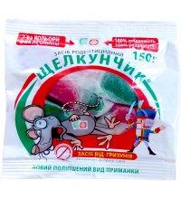 Средство от крыс и мышей Щелкунчик Тесто 150г