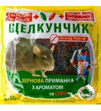 Зерно от крыс и мышей Щелкунчик 200г