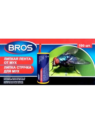 Липкая лента от мух Bros