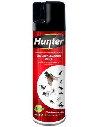 Аэрозоль от мух Hunter 400мл