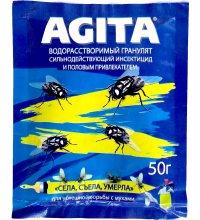 Средство от мух Agita 50г