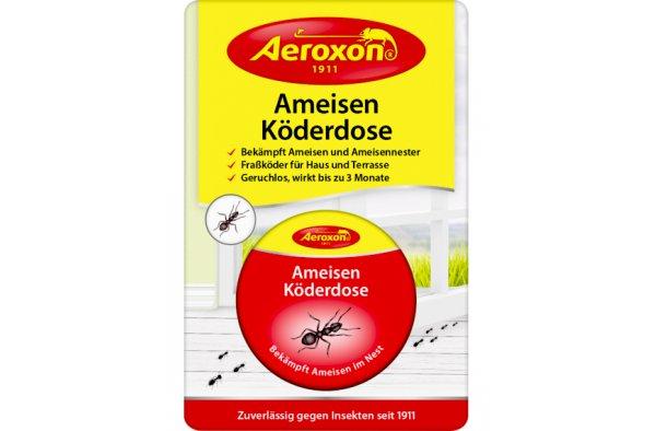 Органическая приманка для муравьёв Aeroxon, Германия
