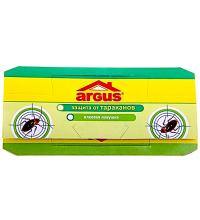 Ловушка тараканов клеевая Argus, 5 шт