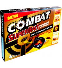 Ловушки тараканов Комбат Супербайт 6шт