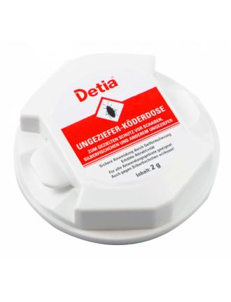 Приманка-биоцид Detia 2г для тараканов
