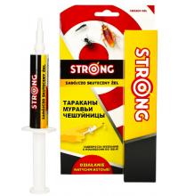 Гель от тараканов и чешуйниц Strong 10г
