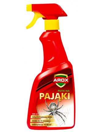 Средство от пауков AROX 500мл