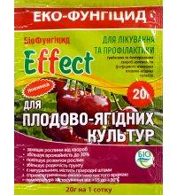 БиоФунгицид для плодово-ягодных Effect 20г