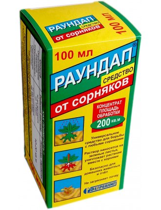Раундап 100мл