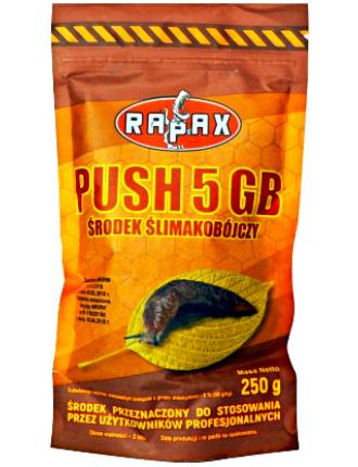 Средство от Слизней RAPAX Push 5 GB, 250г