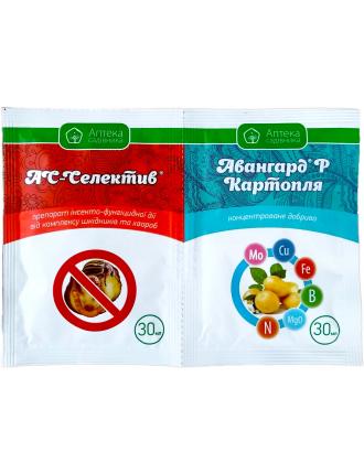 АС-Селектив + Авангард Р Картофель