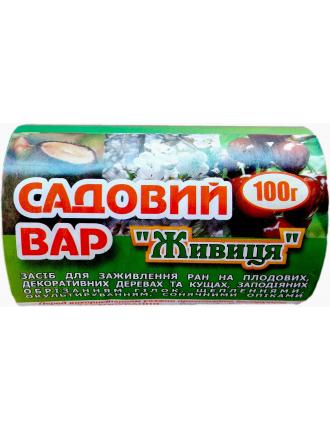 Садовый вар Живица 100г