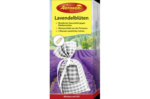 Мешочек с лавандой от моли Aeroxon, Германия