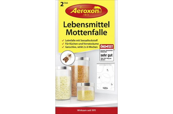 Ловушка для пищевой моли Aeroxon, Германия