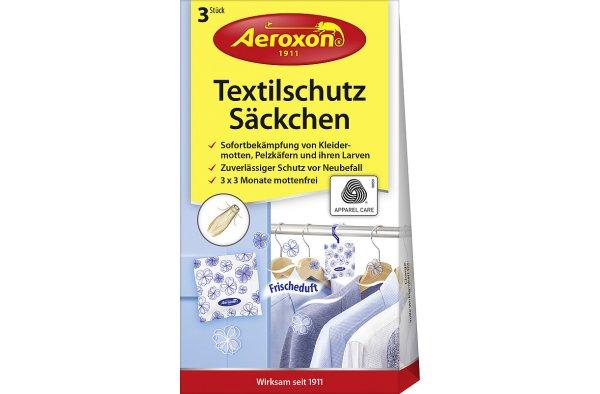 Средство от моли Aeroxon с биоцидом, Германия