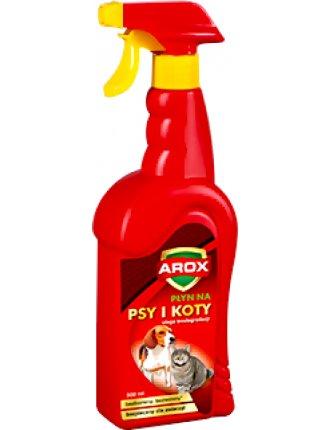 Средство для отпугивания кошек и собак AROX 500 мл
