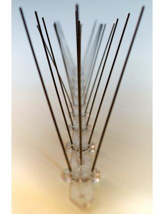 Шипы антиприсадные от птиц 3D, 0,5м