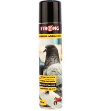 Спрей для отпугивания птиц Strong 300 мл