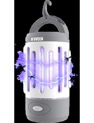 Туристическая инсектицидная лампа Noveen IKN851 LED на аккумуляторе
