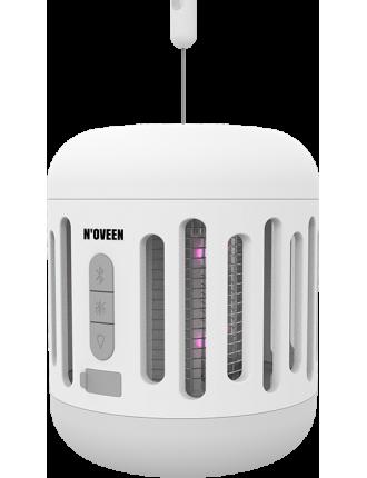 Ловушка насекомых с Bluetooth динамиком IKN863 LED IPX4