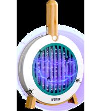 Инсектицидная лампа + мухобойка Noveen IKN870 LED